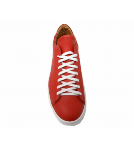 front - sport Shoe with lacing long - F7125-RS