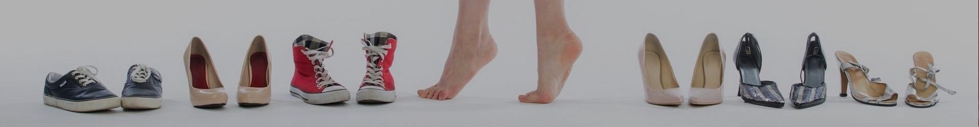 Collezione calzature per donna qualità made in italy